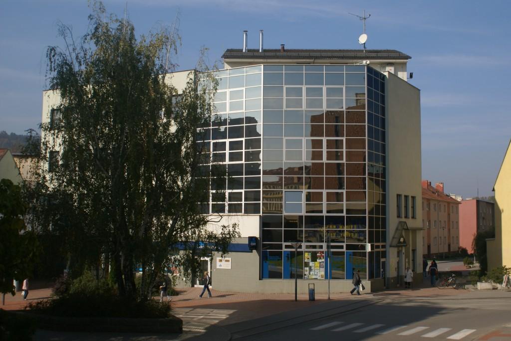 Knihovna Blansko