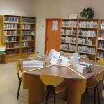 Oddělení pro dospělé čtenáře