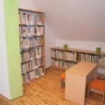 Obecní knihovna Svinošice