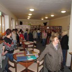 Setkání knihovníků - návštěva knihovny v Petrovicích