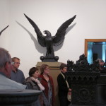 Setkání knihovníků - prohlídka zámku Blansko