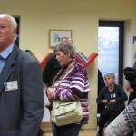 Setkání knihovníků - návštěva veselické knihovny