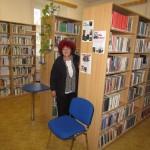 Setkání knihovníků - návštěva v knihovně Rájec - Jestřebí