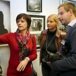 Vernisáž 4. ročníku Salonu blanenských fotografů