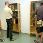 Umělecké vazby knih v blanenské knihovně