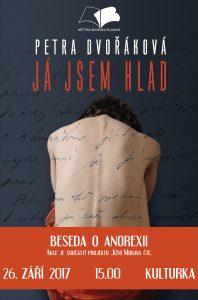 Petra Dvořáková o anorexii